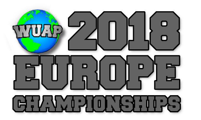 WUAP Euroope Championships 2017